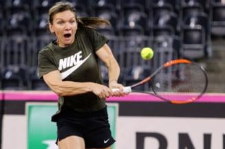 WTA clarifica situatia Simonei Halep dupa retragerea de la Moscova