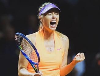 WTA ia masuri dupa revenirea Mariei Sharapova: Agentul sportivei, avertizat de forul international