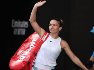 WTA reactioneaza dupa ce Simona Halep si o alta tenismena de top s-au retras de la Indian Wells