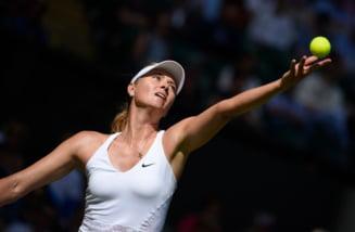 WTA trece la fapte dupa zgomotele scoase de Sharapova la Wimbledon