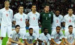Walcott si Bent rateaza Mondialul! Vezi lotul Angliei