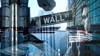 Wall Street se prabuseste de teama: S&P 500 a scazut cu 29% fata de acum o luna