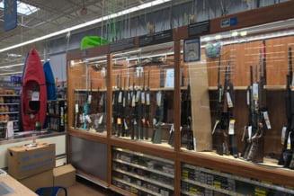 Walmart retrage armele si munitia din raioanele magazinelor, dupa violentele de la Philadelphia si inaintea unor alegeri tensionate