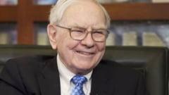 Warren Buffett dubleaza investitiile intr-un domeniu verde - Vezi motivele din spatele pariului