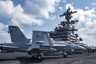 Washingtonul avertizeaza Beijingul asupra operatiunilor agresive fata de Taiwan. Statele Unite au trimis un portavion in Marea Chinei de Sud