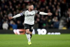 Wayne Rooney a facut senzatie pentru noua sa formatie din Anglia, la primul sau meci (Video)