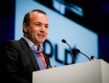 Weber, despre Kovesi: E o surpriza sa aflu ca Guvernul nu o sprijina la sefia Parchetului UE. Romania ar trebui sa fie mandra