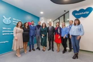Webhelp Romania inaugureaza cel mai primitor sediu din Galati si isi extinde echipa cu cateva zeci de pozitii pana la finele anului