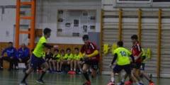 Week-end cu derby-uri pentru handbalisti juniori