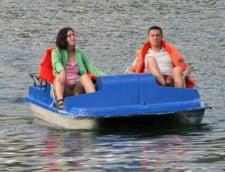 Week-end cu plimbari pe lac in Bucuresti
