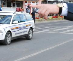 Week-end greu pentru politistii sibieni. Cei mai multi sunt in strada