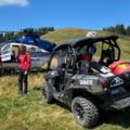 Weekend aglomerat la munte: 19 apeluri de urgență primite de salvamontiști în 24 de ore