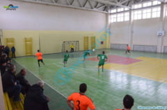 "Weekend de foc in cadrul competitiei ""Cupa Minifotbal"""
