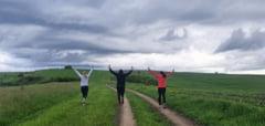 Weekend de poveste la Cojocna! Intreceri de alergare printre lanurile de lavanda