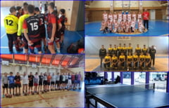 Weekend plin de sport, la Sala Transilvania!!!