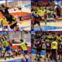 Weekend plin pentru seniorii si juniorii HC Sibiu! De la suparare la... VICTORIE!