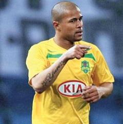 Wesley, liber sa plece la Steaua