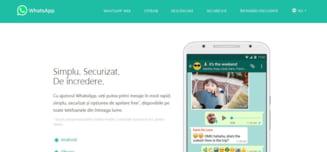 WhatsApp lanseaza o noua facilitate in stil Google Maps