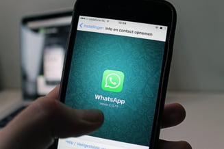 WhatsApp stabileste un nou record pentru apeluri de Revelion, in crestere cu 50% fata de anul anterior