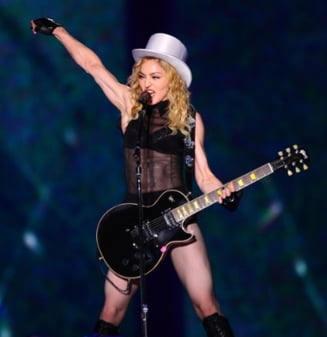 Wikileaks: Diplomatii SUA, despre huiduielile primite de Madonna la Bucuresti