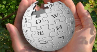 Wikipedia, cel mai apreciat portal social-media