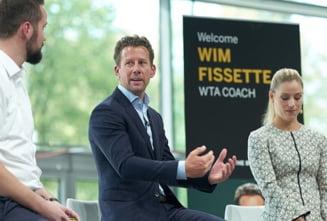 Wim Fissette dezvaluie cine e tenismena care l-a impresionat la Wimbledon: E ca Federer, o adevarata minune