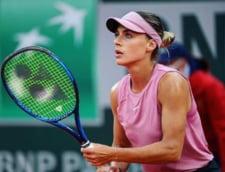 Wimbledon 2021: Ana Bogdan si-a masurat fortele cu finalista de la Roland-Garros. Cum s-a incheiat partida