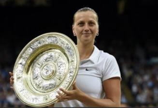 """Wimbledon 2021: prima """"bomba"""" pe tabloul feminin. O dubla castigatoare a turneului a plecat acasa"""