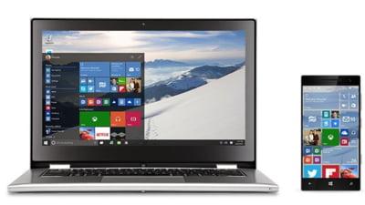 Windows 10 va fi lansat in 29 iulie - upgrade gratuit pentru utilizatorii versiunilor 7 si 8.1