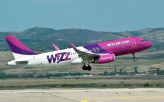 Wizz Air anunta reduceri la biletele de avion