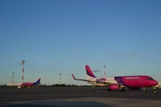 Wizz Air suspenda operatiunile de la Timisoara, Craiova si Sibiu, pana la 1 mai