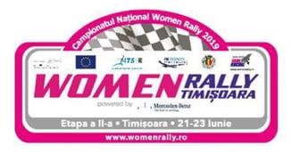 Women Rally, la Timisoara