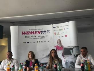 Women Rally revine la Cluj-Napoca! Numar record de participante