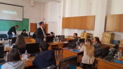 Workshop pe teme legate de boli transmisibile prin tantari la USAMV Iasi