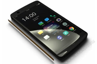 X7, un smartphone ciudat, fara absolut niciun buton