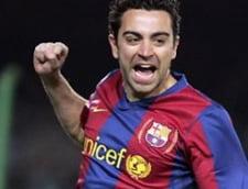 Xavi, cel mai bun coordonator de joc al anului 2008