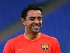 Xavi, in conflict cu antrenorii nationalei Spaniei