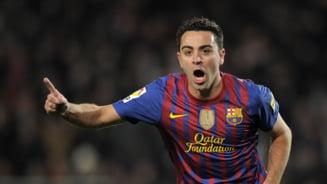 """Xavi anunta ca vrea sa antreneze Barcelona, """"dar cu propriul sau proiect"""""""