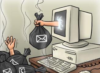 Yahoo! si AOL platesc 5 centi pentru fiecare e-mail trimis - o escrocherie sentimentala