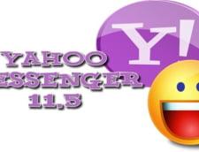 Yahoo Messenger 11.5 - cele mai multe schimbari din istoria Messenger