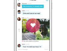 Yahoo Messenger like