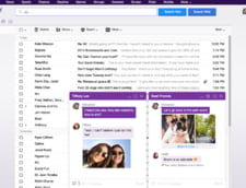 Yahoo Messenger mail