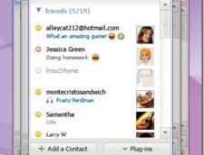 Yahoo a lansat noul Messenger