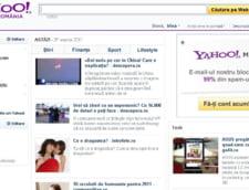 Yahoo.ro s-a lansat oficial