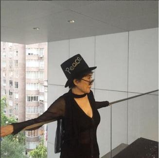Yoko Ono, dezvaluiri despre John Lennon: Isi dorea sa faca sex cu barbati