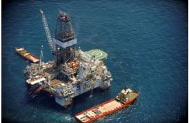 Zacamant important de gaze naturale, descoperit in Marea Neagra