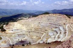 Zacamantul de cupru de la Rosia Poieni, estimat la 13-14 miliarde euro