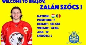 Zalan Szocs revine la Corona Brasov