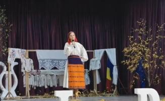"""Zalauanca Diana Pernes, pe podiumul Festivalului National """"Lira"""""""