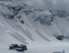 Zapada de peste 80 de centimetri si risc de avalansa la Balea Lac